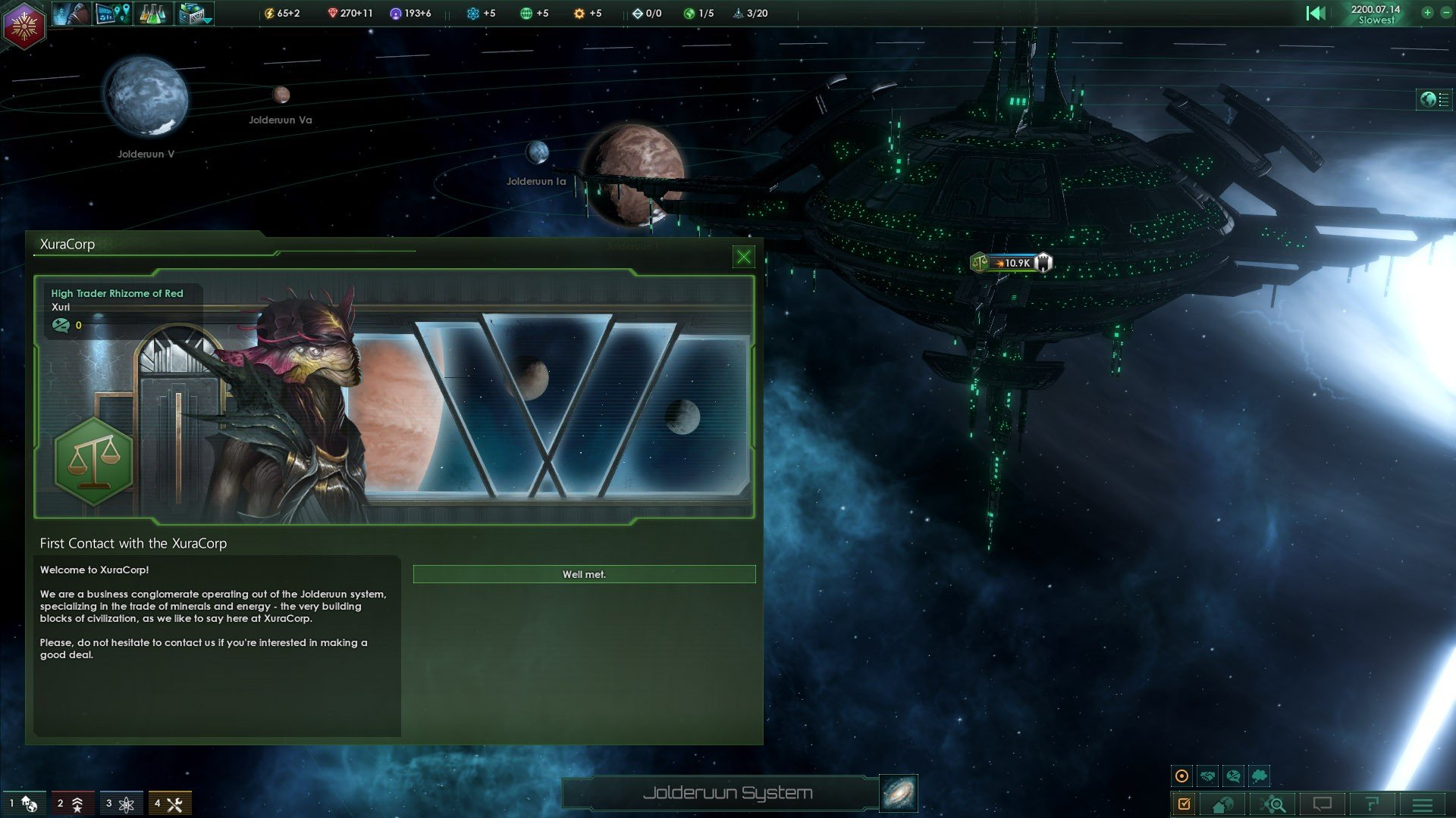 Behemoth Party—'Stellaris: Leviathans Story Pack' Review