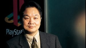 Former Chairman and Group CEO of Sony Entertainment, Ken Kutaragi