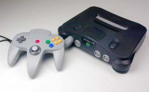 The Nintendo 64