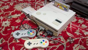 The Nintendo Play Station
