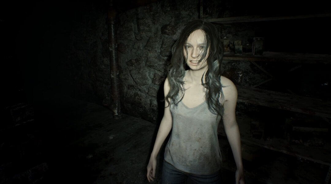 Resident Evil 7 And The Portrayal Of Mia Winters Goomba Stomp