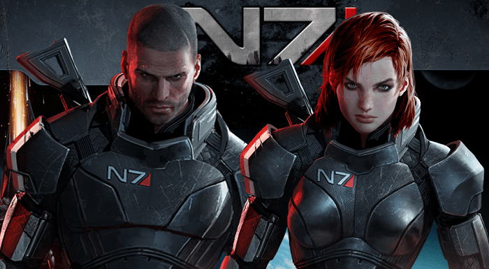 Ranking The Dirty Dozen In Mass Effect 2