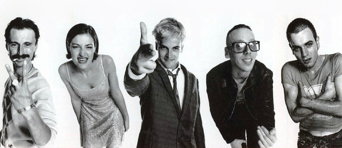 Trainspotting 25th anniversary review