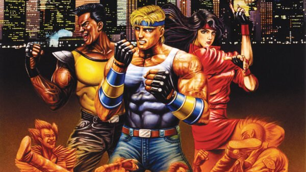 Streets of Rage 1991