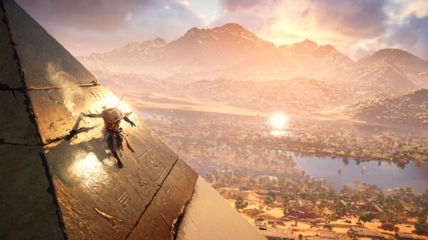 'Assassin's Creed: Origins' And How Gaming Taught Me History