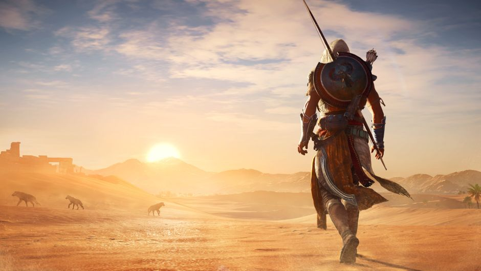aAssassin's Creed Origins Discovery Tour Mode