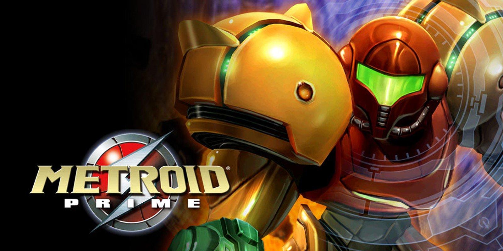 Metroid Prime 2002