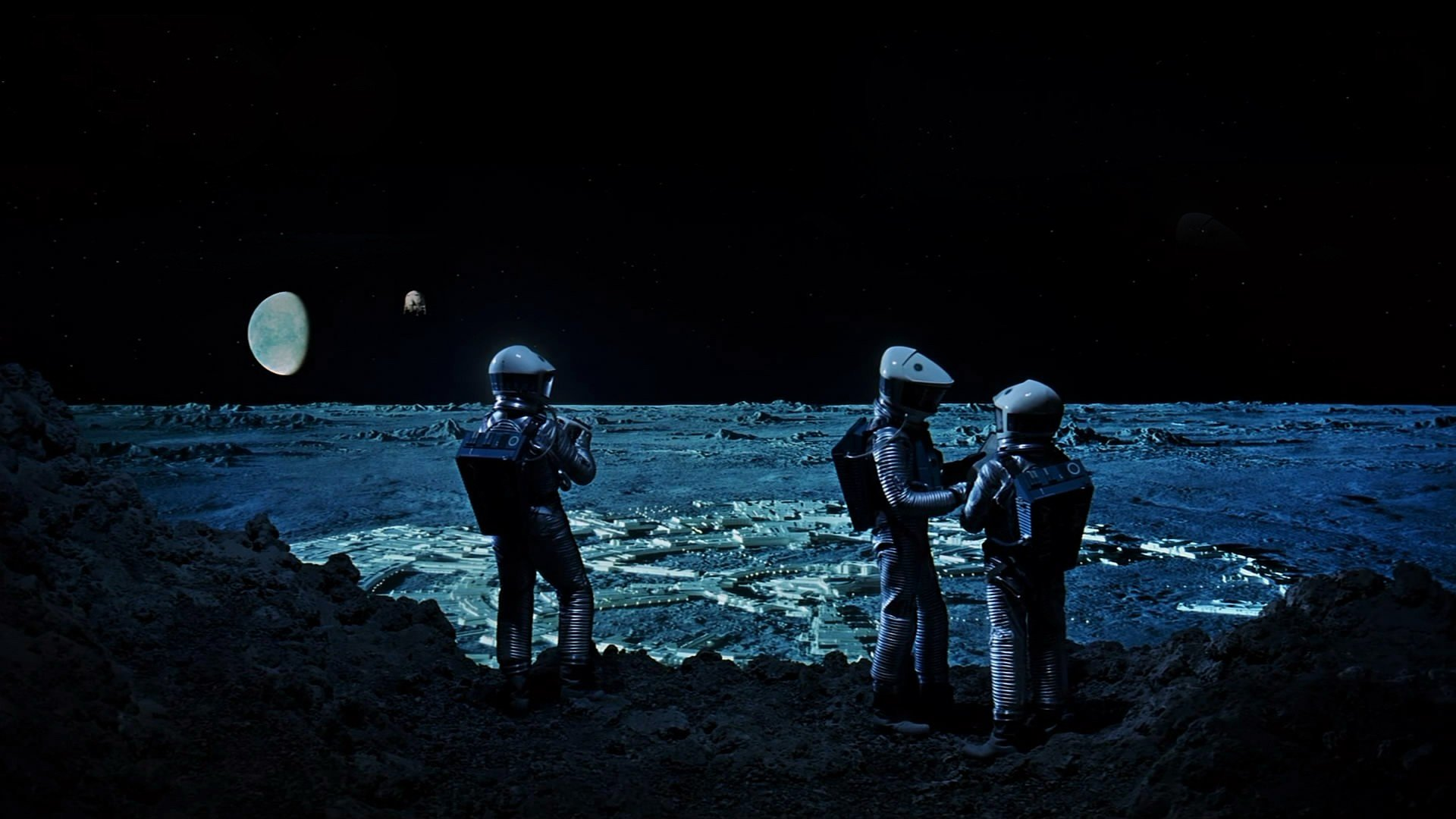 2001 A Space Odyssey anniversary