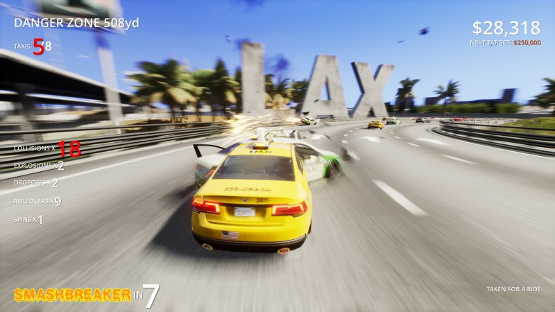 Gaming News Dangerous Driving