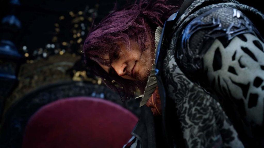 Final Fantasy XV big bad Ardyn Izunia