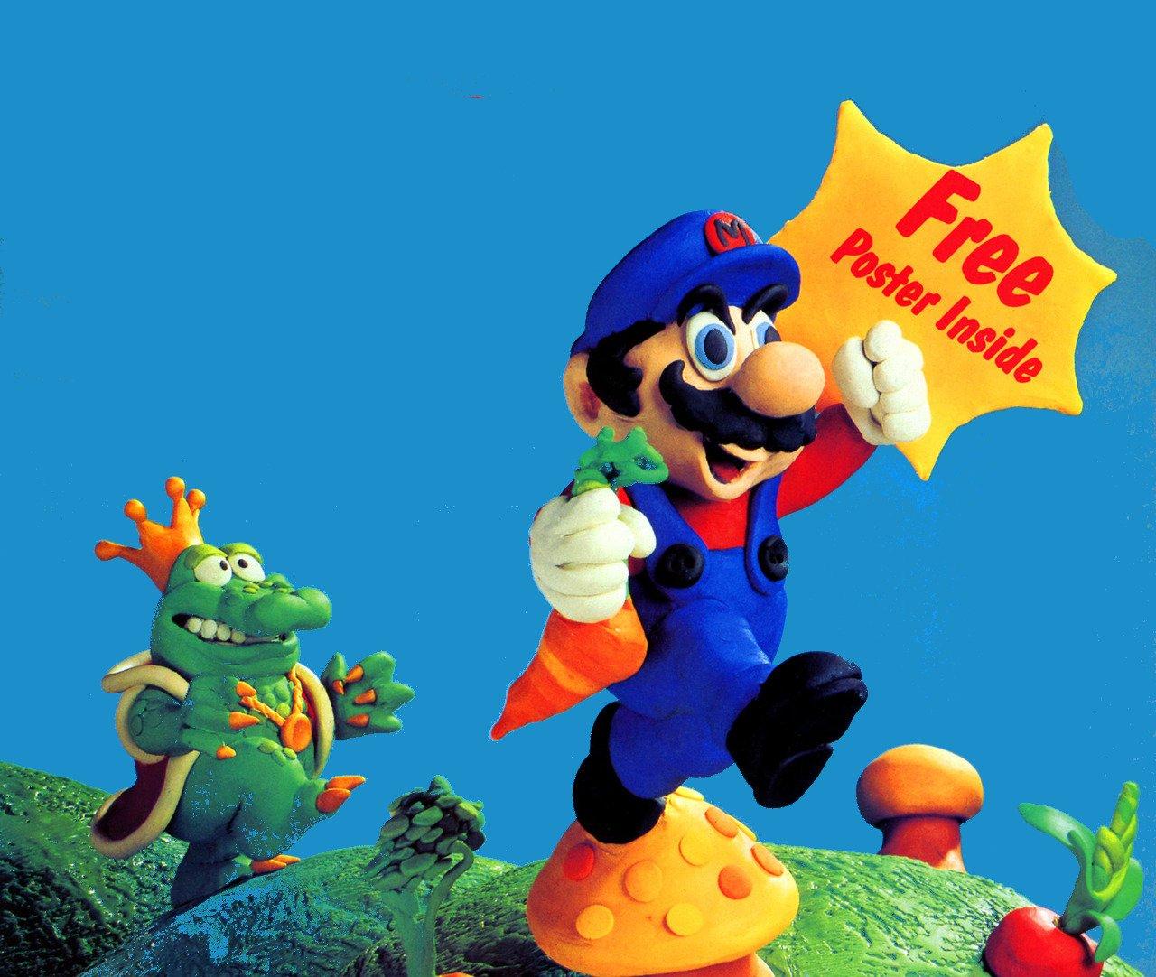 Nintendo Power Magazine Issue #1