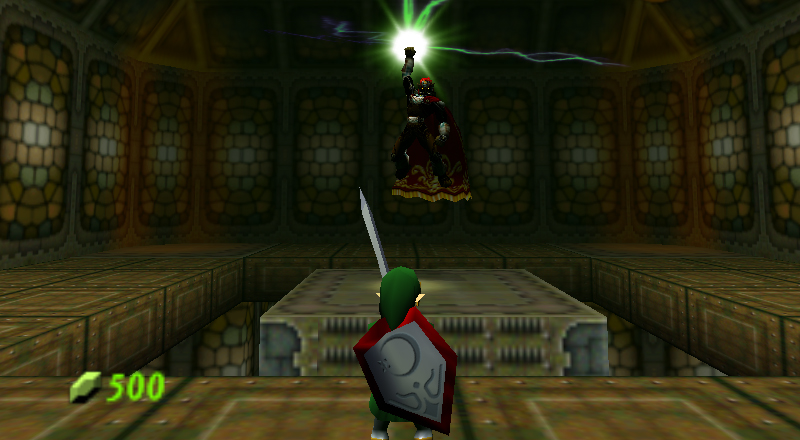 Ganon's Castle