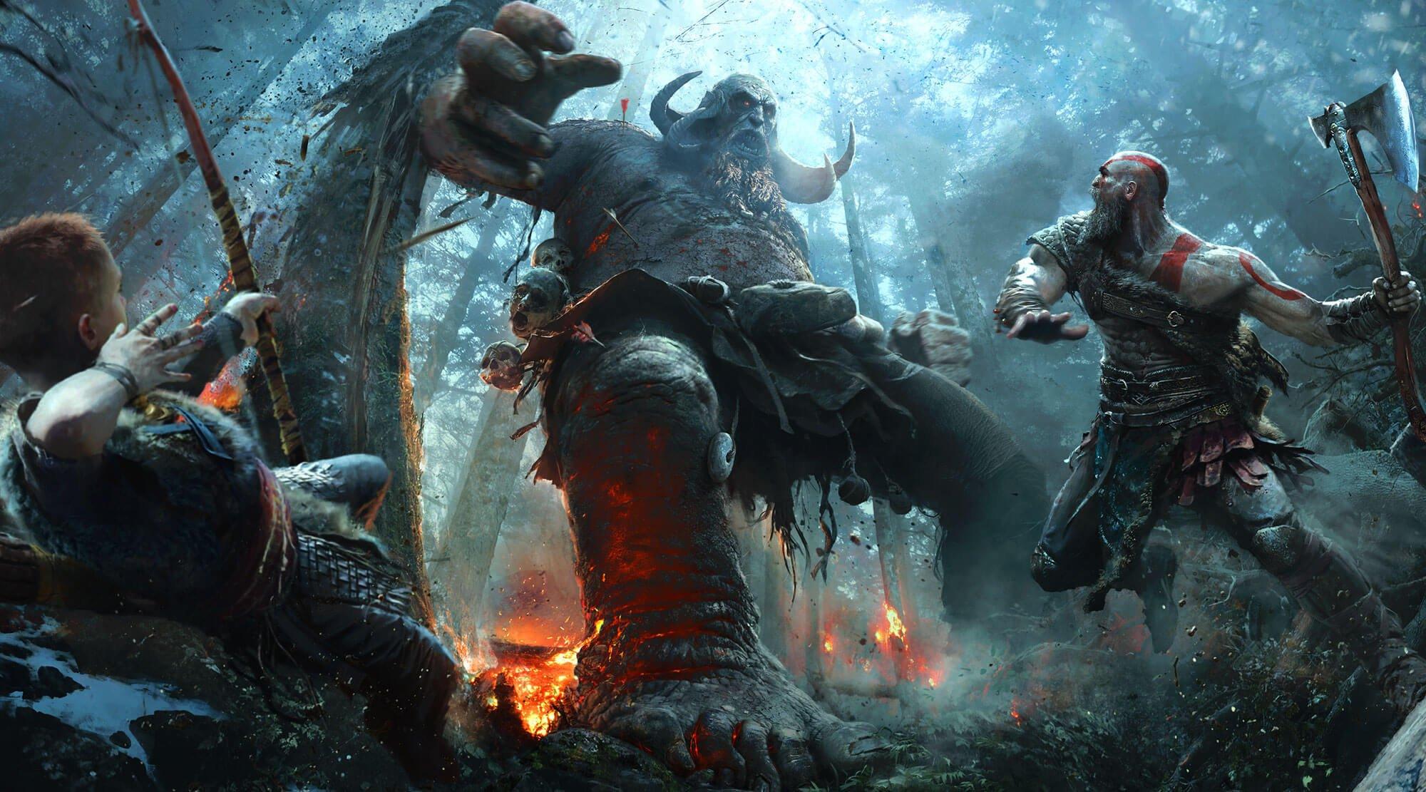 'God Of War' & Norse Mythology
