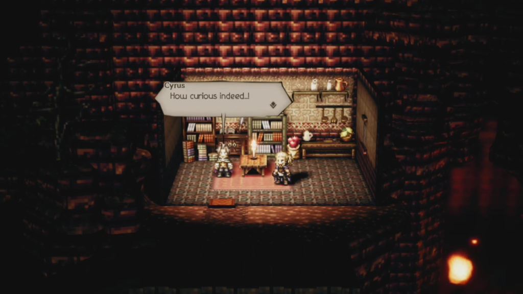 octopath story