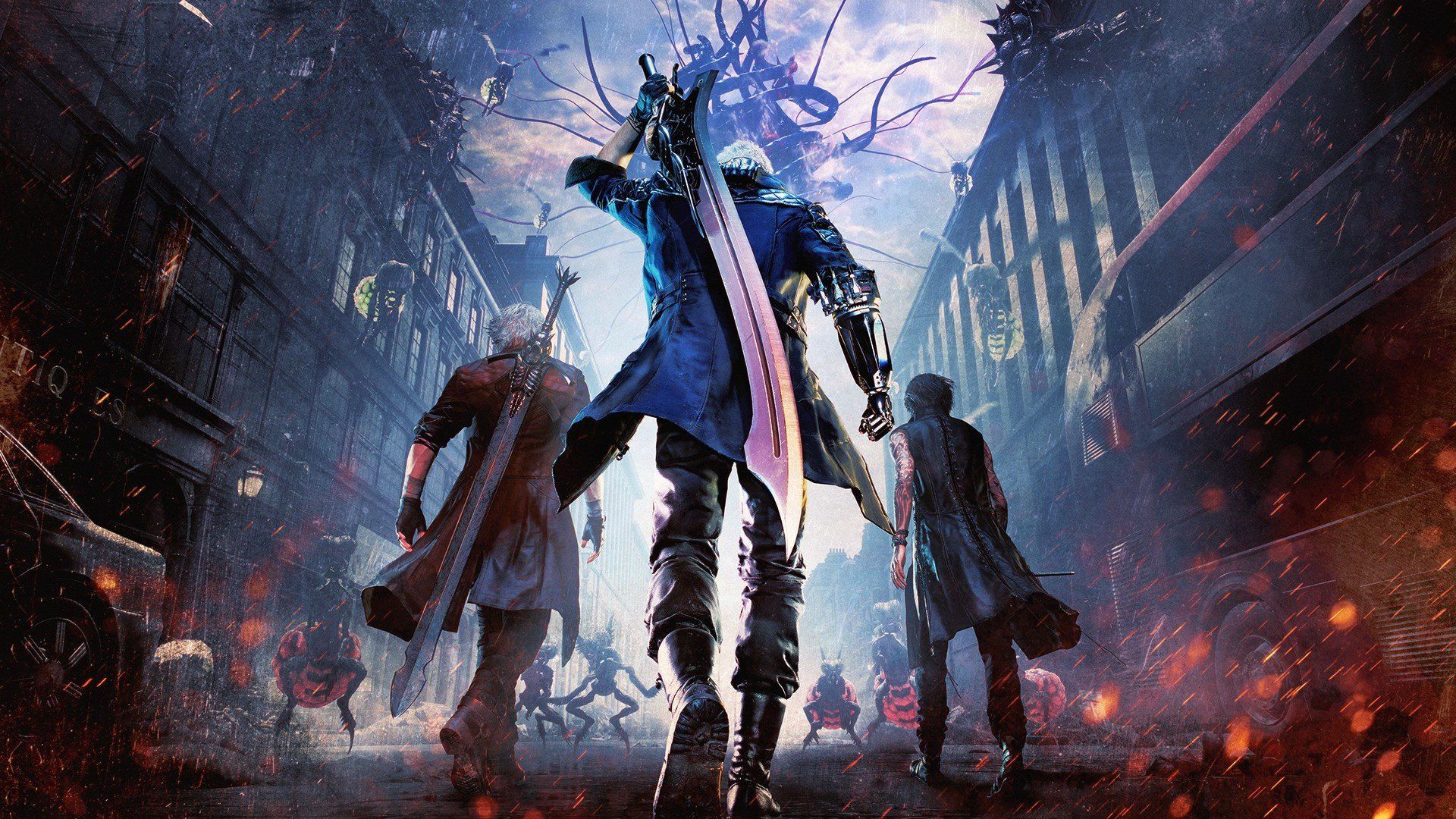 Hurdles For Devil May Cry 5 And What Should E Fixed
