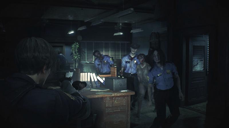 Gamescom 2018 Resident Evil 2