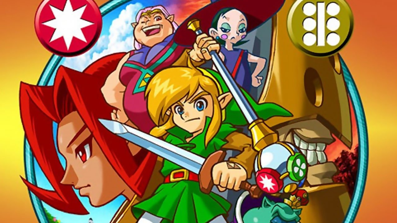 Puzzles and Combat in Oracle of Ages and Seasons