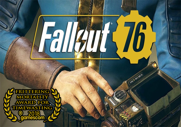 Gamescom 2018 Fallout 76