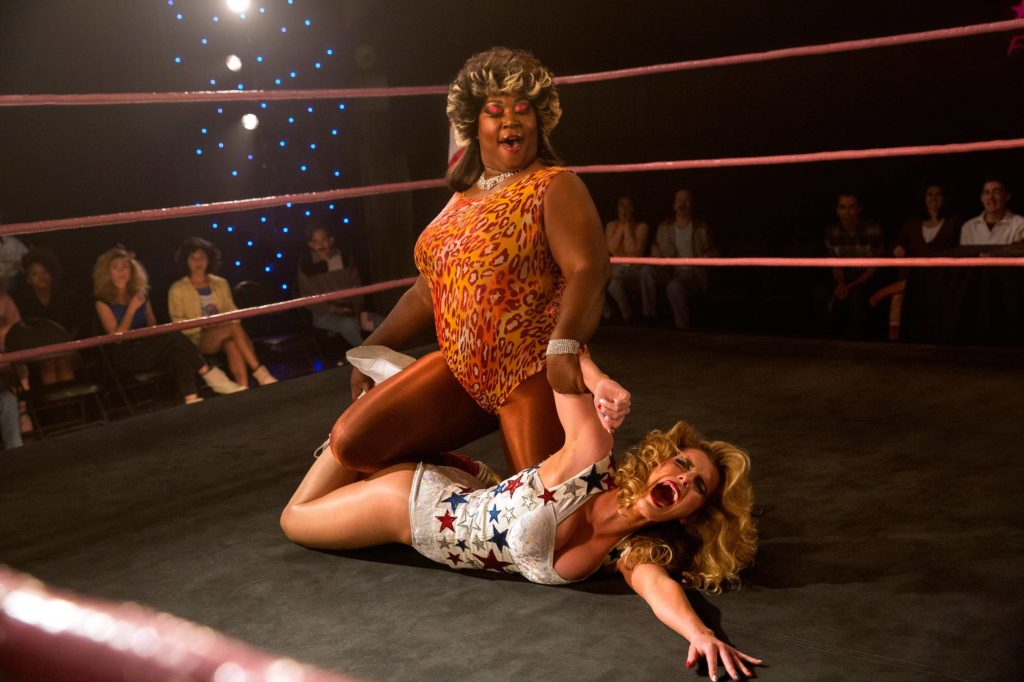 GLOW TV SHOW REVIEW