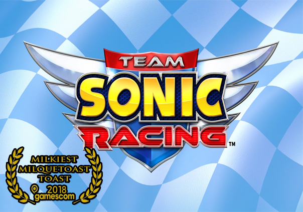 Gamescom 2018 Team Sonic Racing