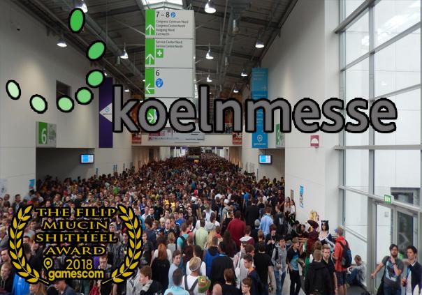 Gamescom 2018 awards