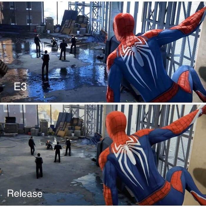 Gaming News Spider-Man