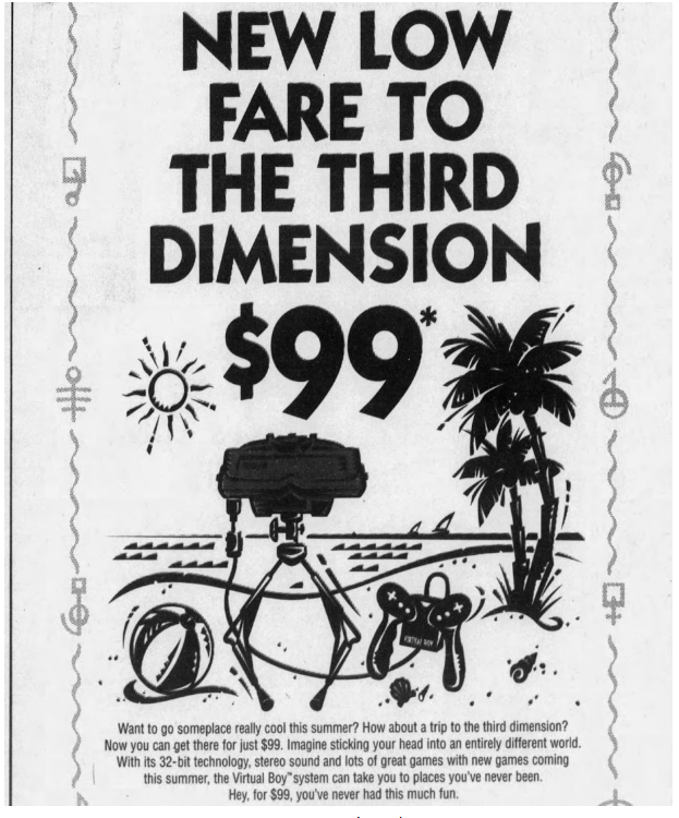 A Later Print Ad