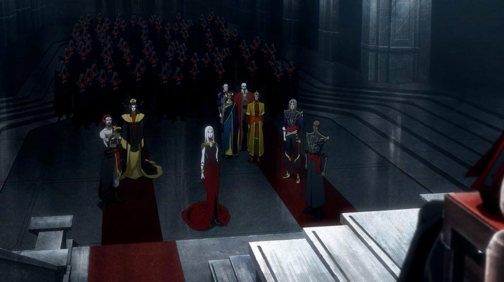 Castlevania Netflix Season 2