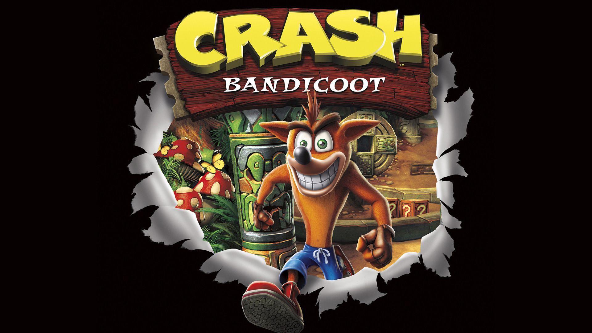 Crash Bandicoot anniversary