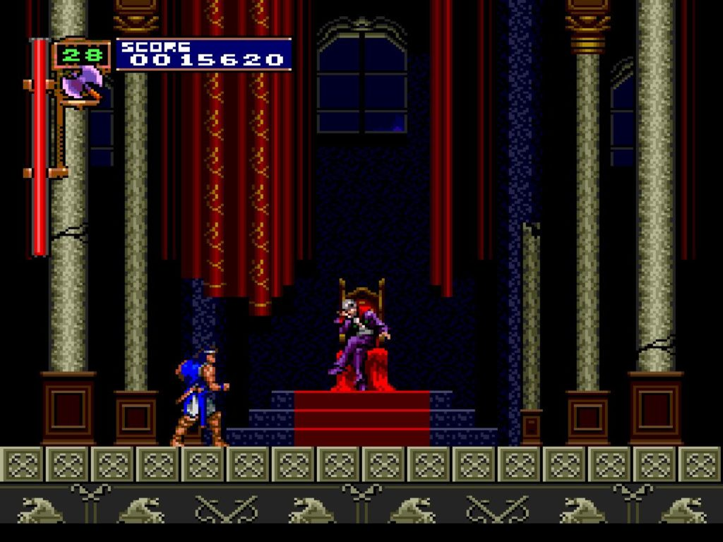 Rondo of Blood Dracula
