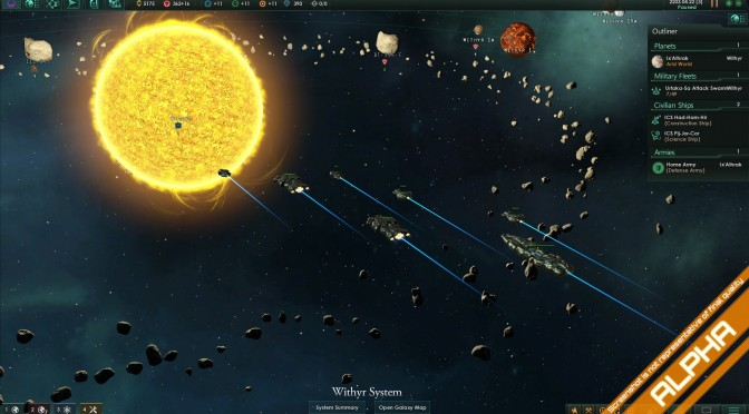 Stellaris gameplay
