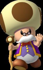 Toadsworth Mario Party