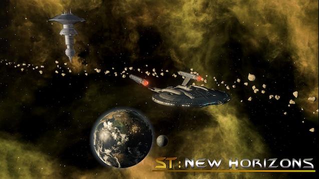 ST New Horizons