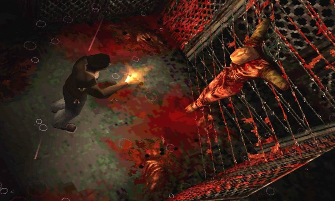 Stephen King, David Lynch, & The Art That Inspired Silent Hill