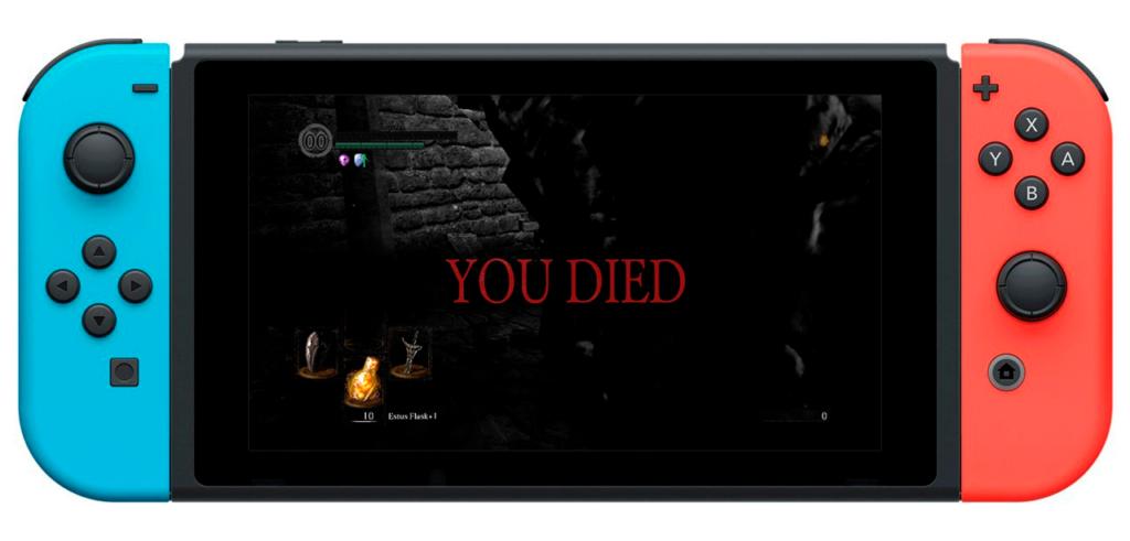 Dark Souls Nintendo Switch