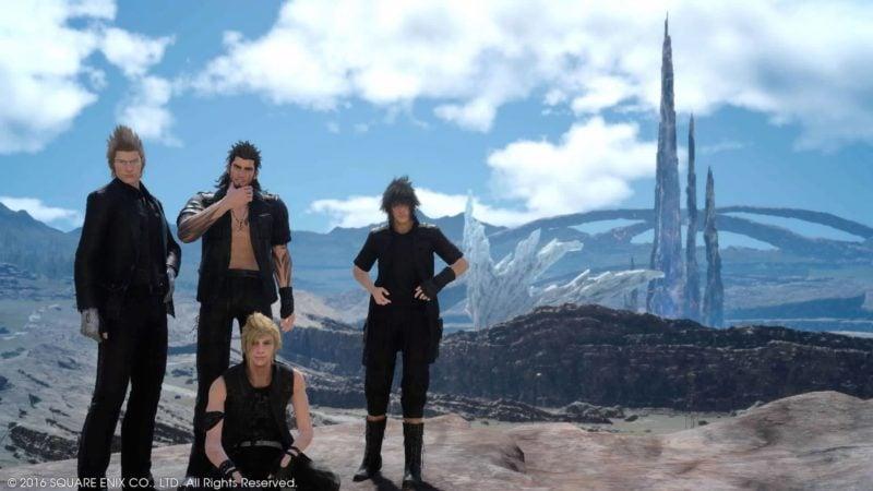 Gaming News Final Fantasy