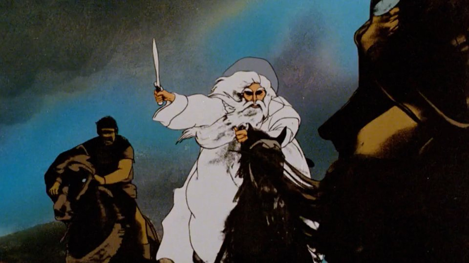 Ralph Bakshi The Lord of the Rings
