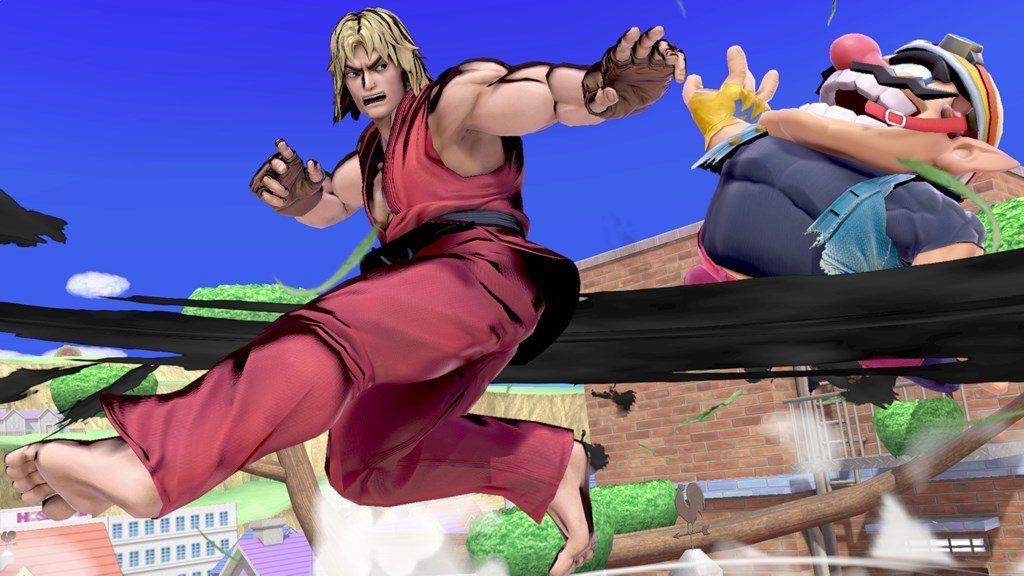 Super Smash Ultimate Ken