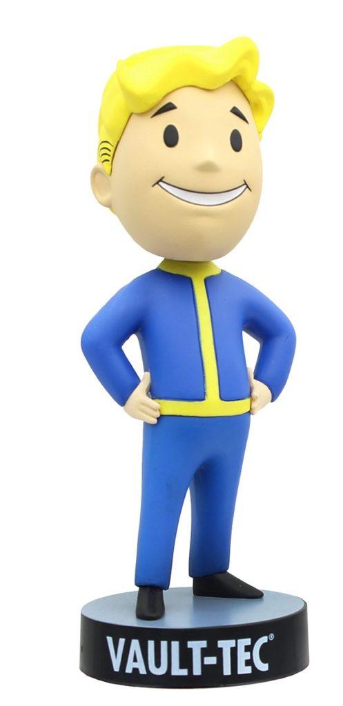 Fallout Vault Boy Bobblehead