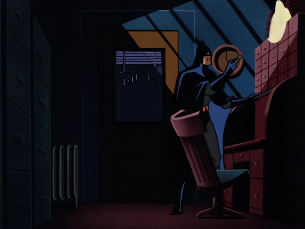 Batman The Animated Seires