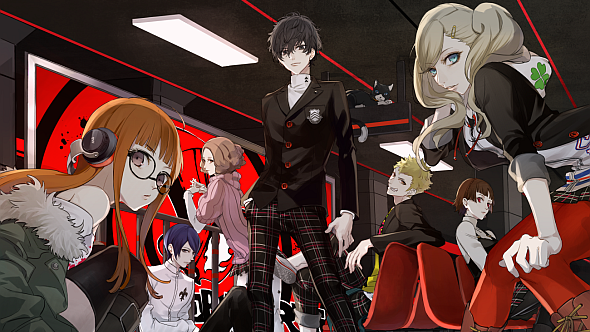 Greatest Playstation Games | Persona 5