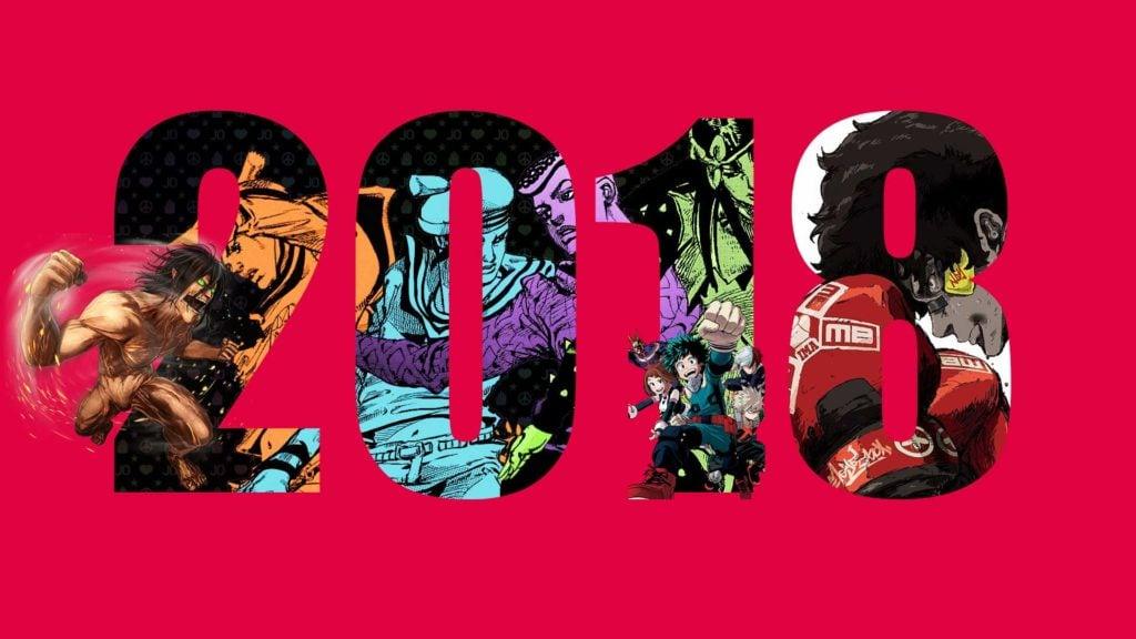 Best Anime 2018   Best Anime Shows