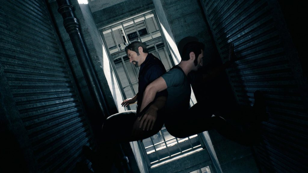 Best Games 2018 - A Way Out