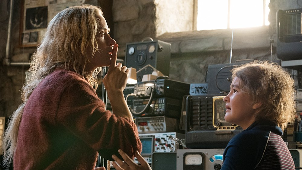 A QUIET PLACE - Best Movies 2018