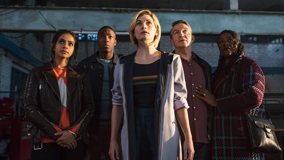Best TV Shows 2018 Doctor Who