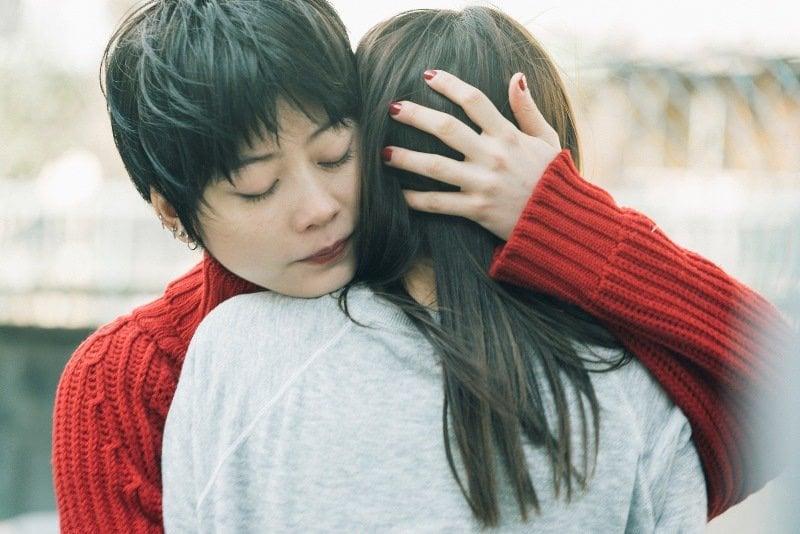 River's Edge - Kozue and Haruna