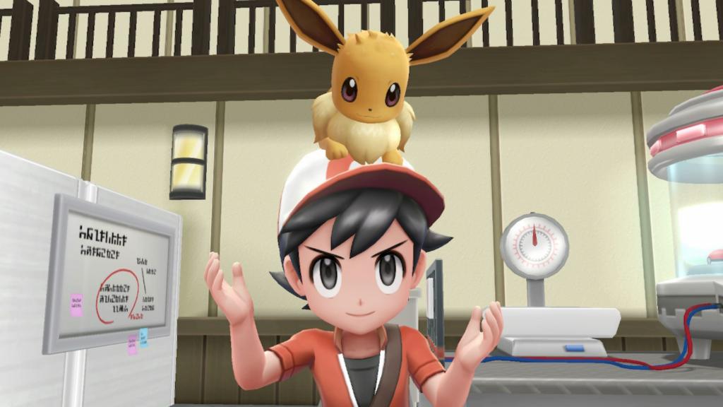 A New Adventure Pokémon Let's Go