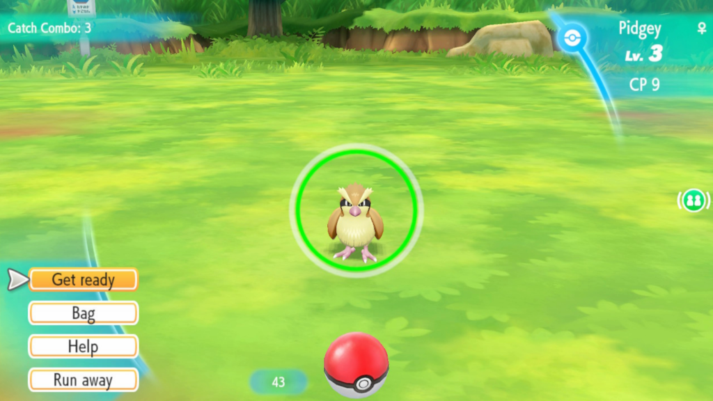 Catching Pokémon