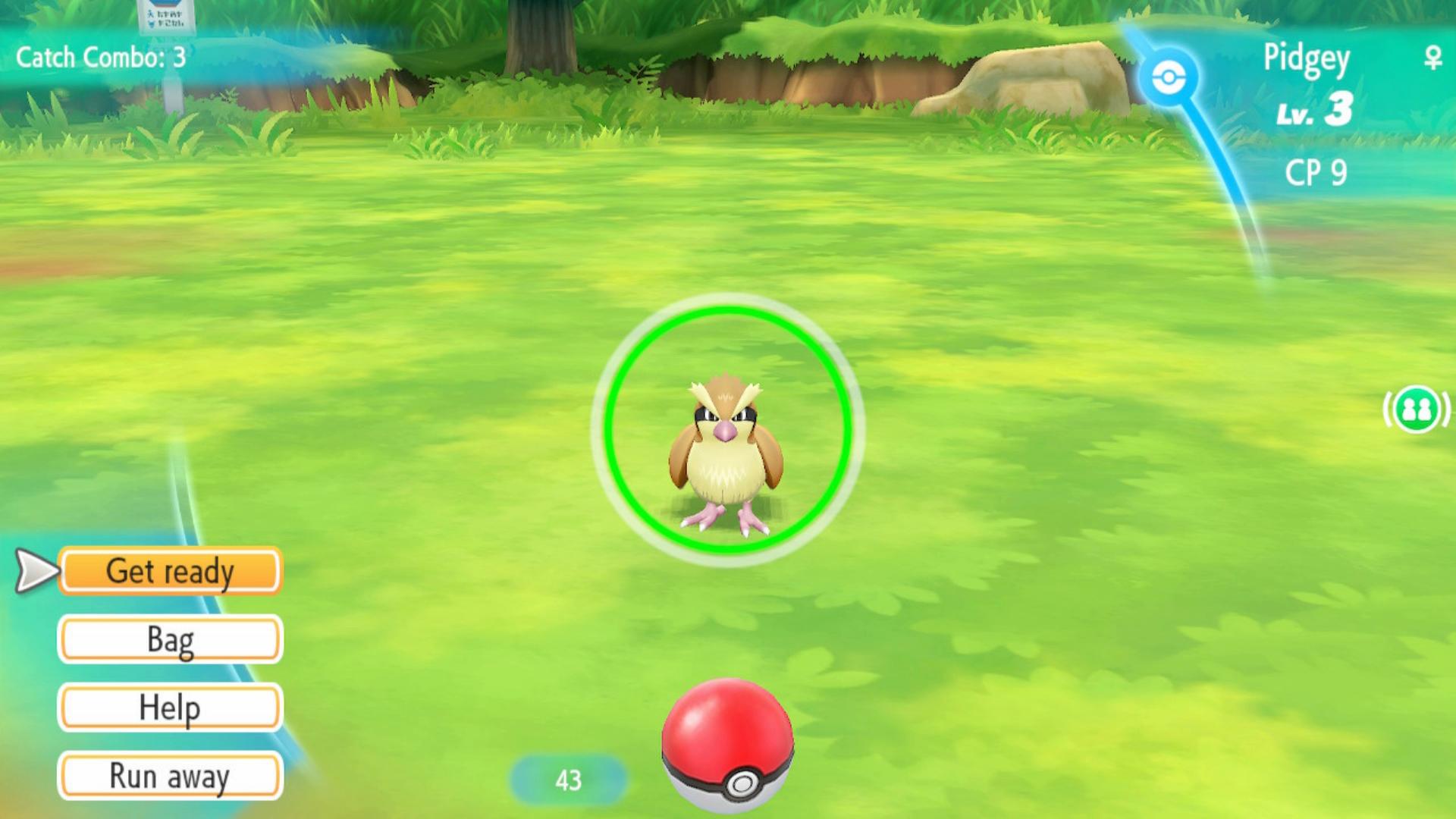 Catching Pokemon
