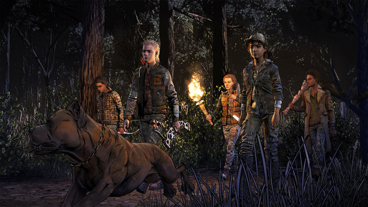 The Walking Dead The Final Season Best Games 2018